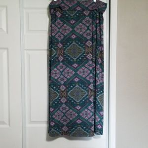 Plus size maxi skirt brand new with tags